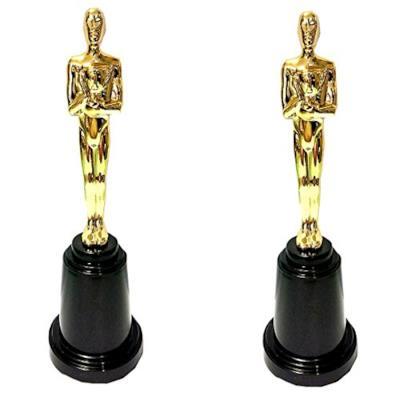 I 2 premi Oscar finti - Regali sotto i 10 euro