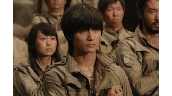 Haruma Miura sarà Eren in due film de L'Attacco dei Giganti