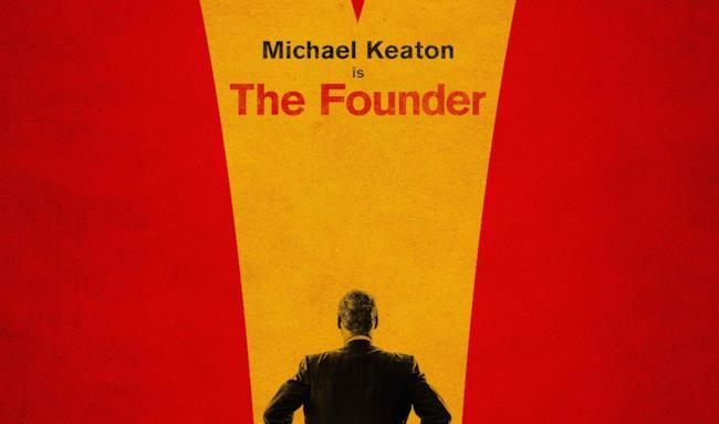 Michael Keaton è il protagonista del biopic sul fondatore di McDonald's, The Founder