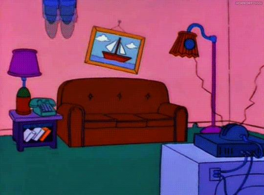 Le migliori immagini di Halloween da scaricare gratis - I Simpson impiccati