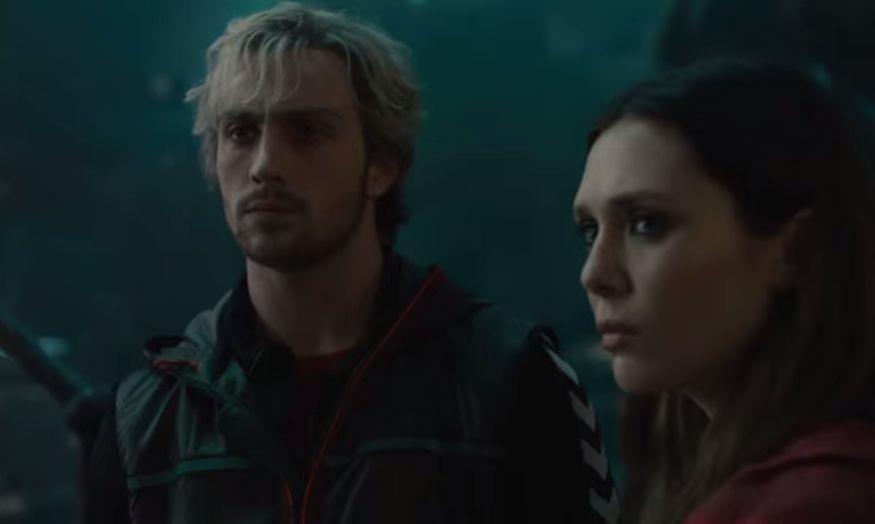 Age of Ultron: una scena con Quicksilver e Scarlet Witch