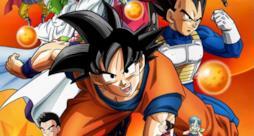 Goku sul poster ufficiale di Dragon Ball Super