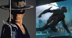 Banderas e lo Zorro post-apocalittico a confronto