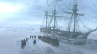Un'immagine estratta dalla serie televisiva
