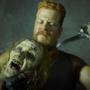 Abraham in un poster promozionale di The Walking Dead