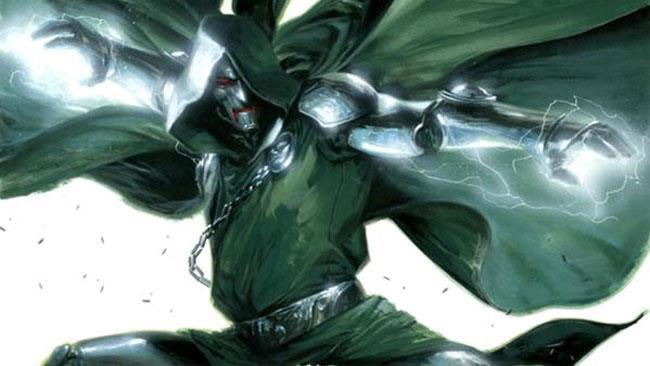 Doctor Doom in tutta la sua potenza!