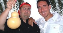 Fabio e Mingo, gli inviati sospesi da Striscia la Notizia