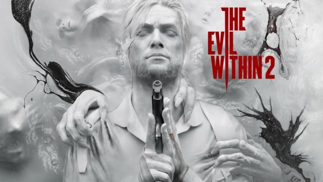 Il logo di The Evil Within 2