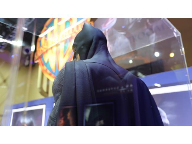 Mantello e cappuccio di Batman in Dawn of Justice