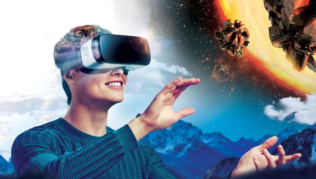 Le gioie del VR in azione