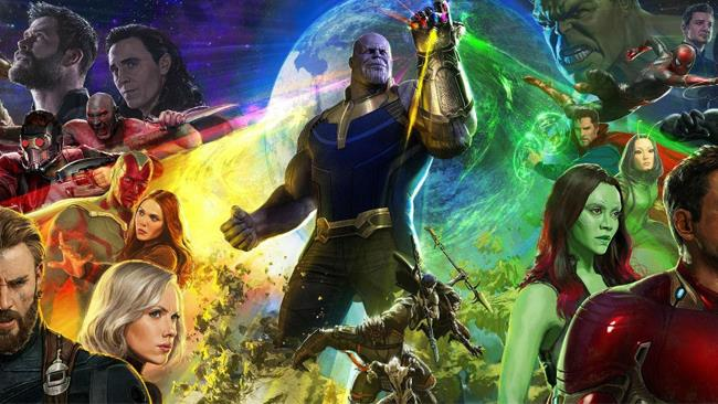 Tutti i supereroi di Avengers: Infinity War