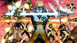 I Nuovi Mutanti nei fumetti Marvel