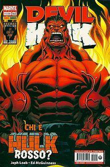 Ecco il primo fumetto con Devil Hulk