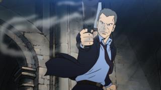 Uno scontro nel nuovo Lupin