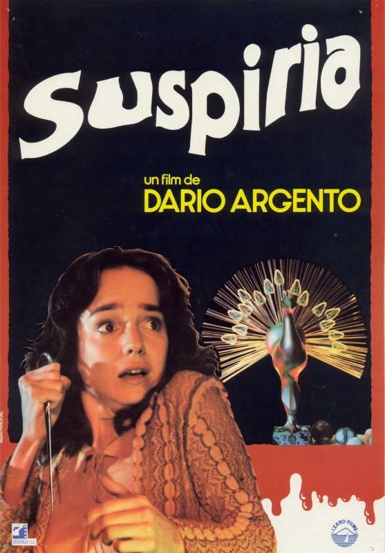 Locandina del film Suspiria