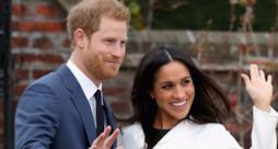 Il principe Harry e Meghan