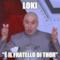 """Loki """"è il fratello di Thor"""""""