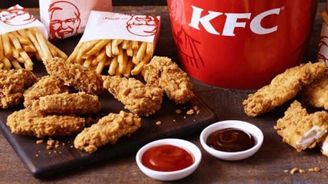 Il pollo fritto di KFC