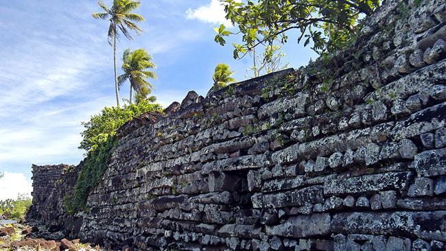 Le rovine di Nan Madol