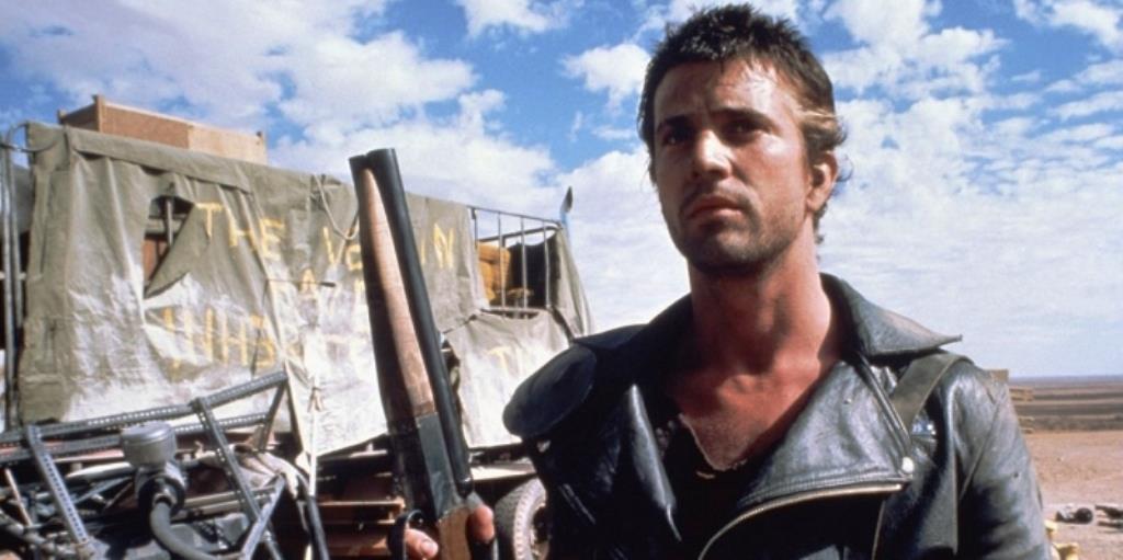 Mad Max col suo fido fucile a canne mozze