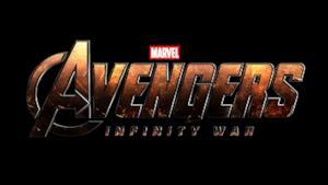Il logo di Avengers: Infinity War.