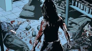 Una scena del fumetto Lazarus