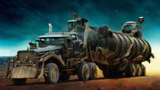 Camion in Mad Max: Fury Road