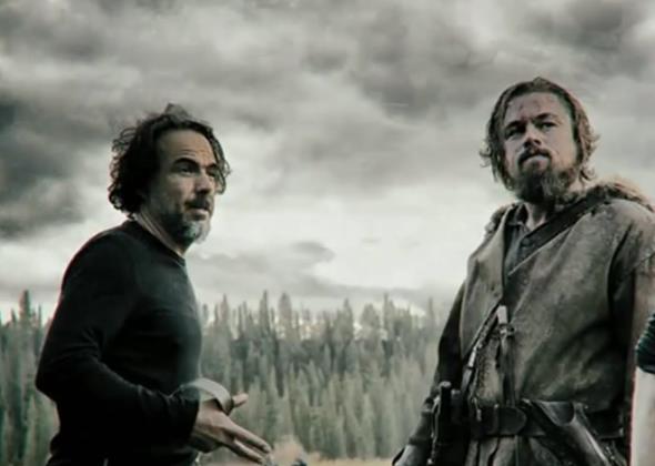 Leonardo Di Caprio protagonista film The Revenant