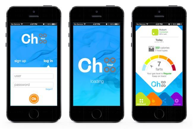 L'app CH4