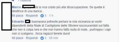 Alcuni utenti Facebook attaccano la direttrice