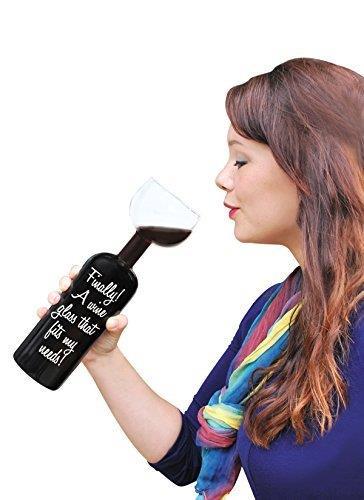 Il bicchiere bottiglia - Regali sotto i 100 euro