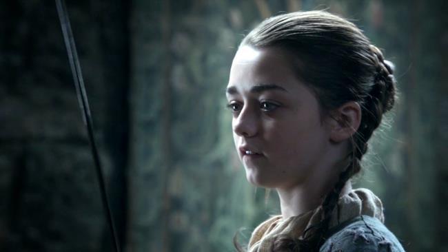 Il nuovo teaser di Game of Thrones con Arya ha un omaggio a Syrio Forel