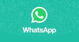 Il logo ufficiale di WhatsApp