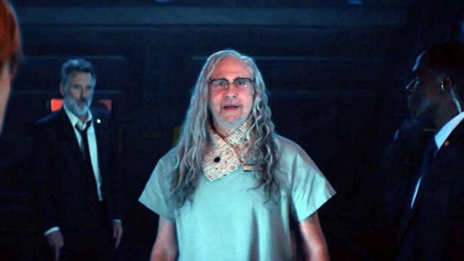 Dr. Brackish Okun alias Brent Spiner nel film Independence Day Resurgence