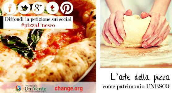 La petizione su change.org che vuole rendere l'arte della pizza italiana patrimonio dell'umanità