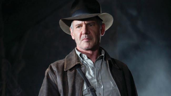 La foto di Harrison Ford