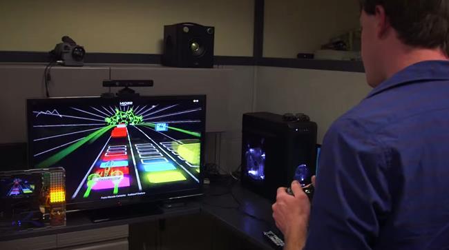 Videogames controller che capisce le tue emozioni