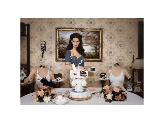 Christine McConnell e le sue torte dell'orrore