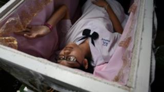 Il bar della morte di trova a Bangkok