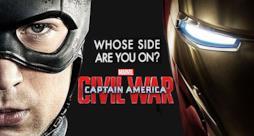 La lotta tra Capitan America e Iron Man inizia qui