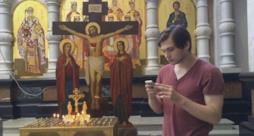 Ruslan Sokovovsky, colpevole di aver giocato in chiesa a Pokémon GO