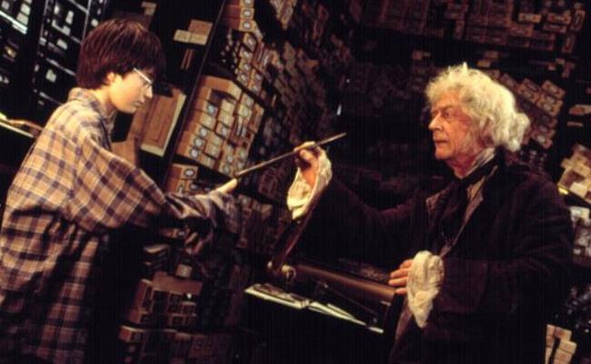 Le bacchette magiche di Ollivander in Harry Potter