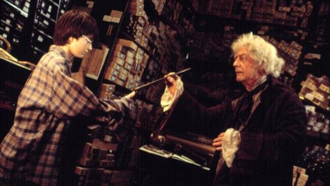 Le bacchette magiche di Ollivander in Harry Potter