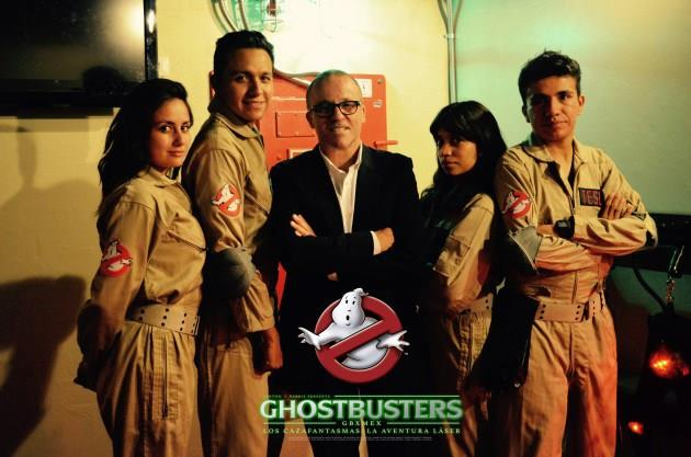 Una nuova attrazione Ghostbusters ti trasformerà in un Acchiappagantasma