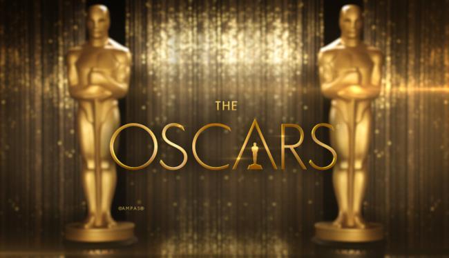Il logo ufficiale degli Oscar