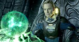 David nel primo Prometheus, il cui sequel arriverà nel 2017