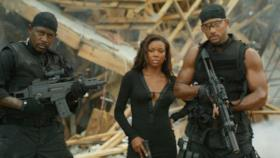 Gabrielle Union in una scena di Bad Boys II