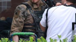Joel Kinnaman sarà il Rick Flag di Suicide Squad