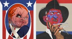 I malvagi protagonisti dei film horror si candidano alle elezioni [GALLERY]