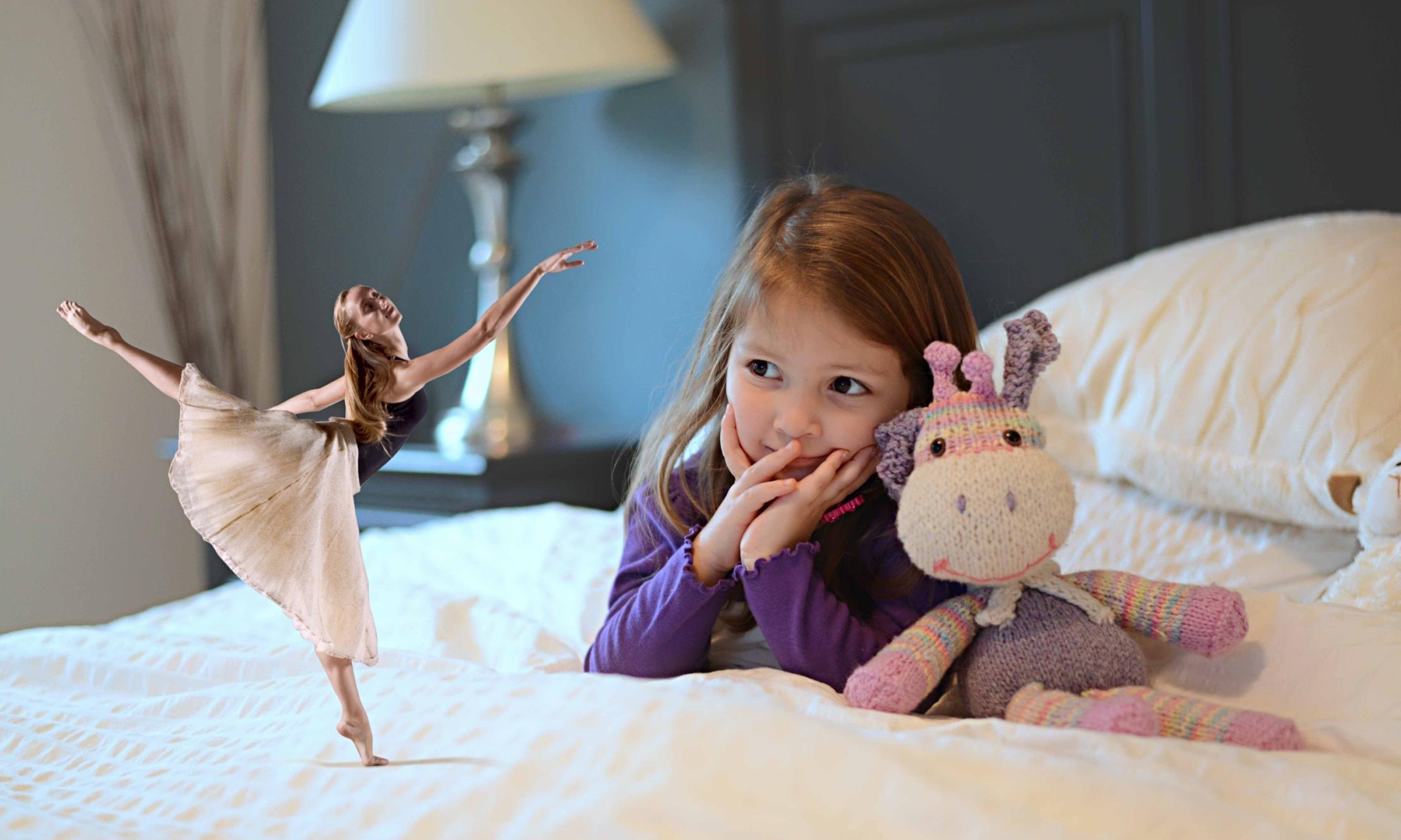 La realtà aumentata dal punto di vista di una bambina